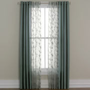 Meridian Grommet-Top Sheer Panel