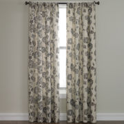 Linden Street™ Madeline Rod-Pocket Curtain Panel