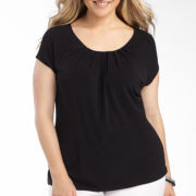 Worthington® Essential Short-Sleeve Tee - Plus