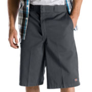 "Dickies® 13"" Multi–Pocket Workwear Shorts–Big & Tall"