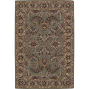 Nourison® Raleigh Wool Rectangular Rug