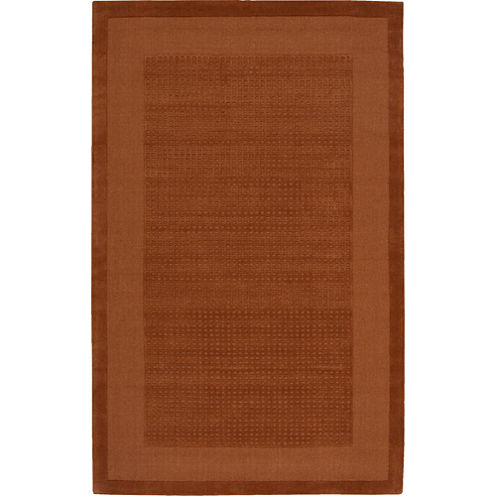 Nourison® Serenity Wool Rectangular Rug