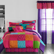 CLOSEOUT! Seventeen® Samantha Comforter Set & Accessories