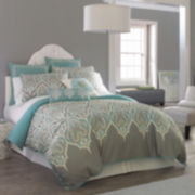 CLOSEOUT! Kashmir Duvet Cover Set & Accessories