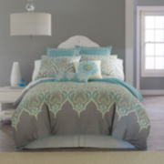 CLOSEOUT! Kashmir Comforter Set & Accessories