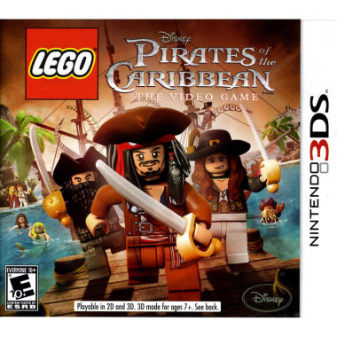 jcpenney.com | Nintendo® 3DS™ LEGO® Pirates of the Caribbean