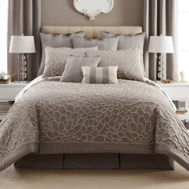 jcpenney.com | Liz Claiborne® 4-pc. Kourtney Comforter Set