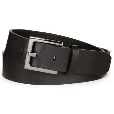 jcpenney.com | Mixit™ Hematite Buckle Leather Belt