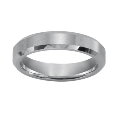 jcpenney.com |  Mens Beveled Cobalt Ring