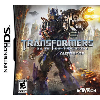 jcpenney.com | Nintendo® DS™ Transformers 3: Dark of the Moon