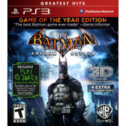 PS3™ Batman: Arkham Asylum