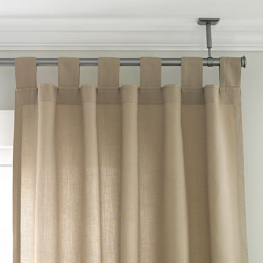 Studio Ceiling Mount Curtain Rod Set