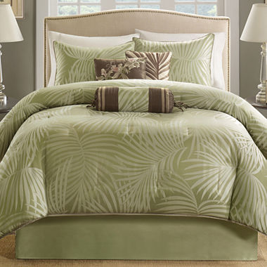 Bermuda 7 Pc Comforter Set