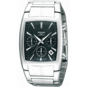 Pulsar® Mens Chronograph Watch