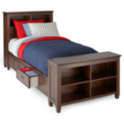 Connor Storage Bed w/ 2 Drawers