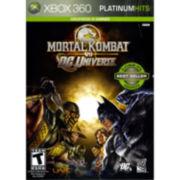 Xbox 360™, Mortal Kombat vs. DC Universe