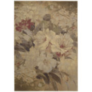 Nourison® Antique Floral Rectangular Rugs