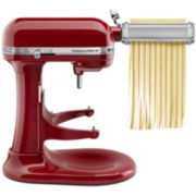 KitchenAid® 3-pc. Pasta Roller & Cutter Mixer Attachment Set KPRA