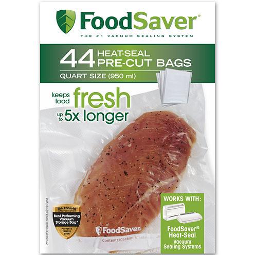 FoodSaver® 44 Quart-Size Bags
