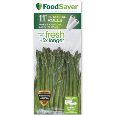 "jcpenney.com | FoodSaver® 2-Pack 11""x16' Rolls"