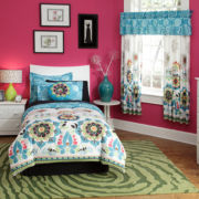 Gypsy Dreams Floral Comforter Set