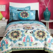 Gypsy Dreams Floral Bedding & Accessories