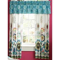 Gypsy Dreams Floral Curtain Panels