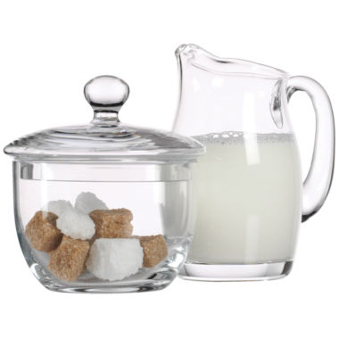 jcpenney.com | Michelangelo Collection By Luigi Bormioli Sugar & Creamer Set