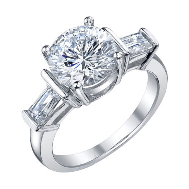jcpenney.com | Diamonore™ 3 3/8 CT. T.W. Simulated Diamond Ring