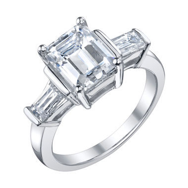 jcpenney.com | Diamonore™ 3 CT. T.W. Simulated Diamond Ring