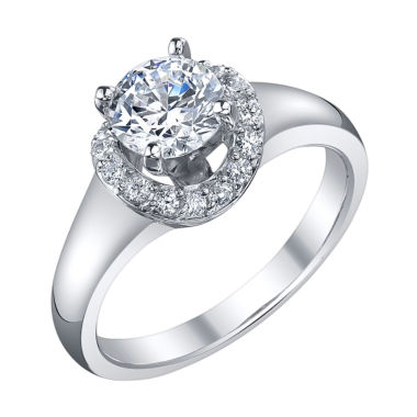 jcpenney.com | Diamonore™ 1.24 CT. T.W. Simulated Diamond Ring