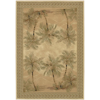 jcpenney.com | Couristan® Palm Trees Rectangular Rug