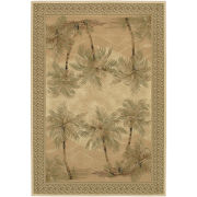 Couristan® Palm Trees Runner Rug
