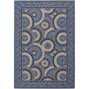 jcpenney.com | Couristan® Sundial Indoor/Outdoor Rectangular Rug