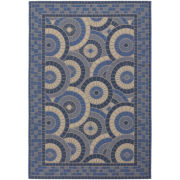 Couristan® Sundial Indoor/Outdoor Rectangular Rugs