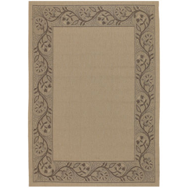 jcpenney.com | Couristan® Tuscana Indoor/Outdoor Rectangular Rug