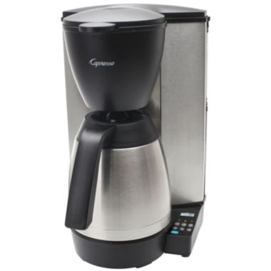 jcpenney.com | Capresso® 10-Cup Programmable Coffee Maker MT600 Plus