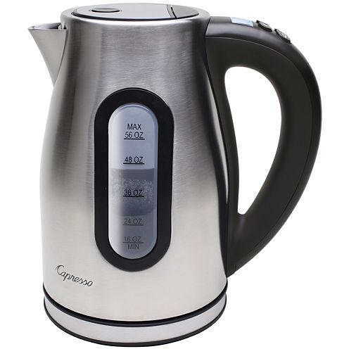 Capresso® H2O Pro Programmable Cordless Water Kettle