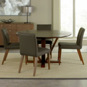 Juno 5-pc. Round Dining Set