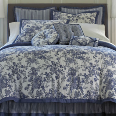 jcpenney.com | Toile Garden Comforter Set & Accessories