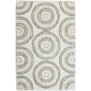 Circles Bath Rugs 24x40