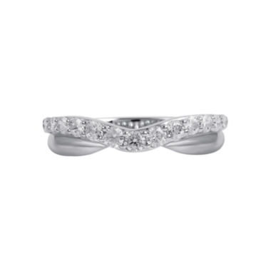 jcpenney.com | 1/2 CT. T.W. Diamond Ring 10K White Gold