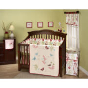 NoJo® Alexis Garden 6-pc. Baby Bedding