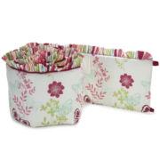 NoJo® Alexis Garden Crib Bumper