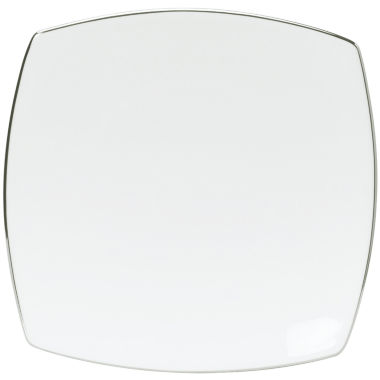 jcpenney.com | Mikasa® Couture Platinum Bone China Square Serving Platter