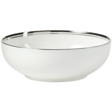 jcpenney.com | Mikasa® Gothic Platinum Bone China Fruit Bowl