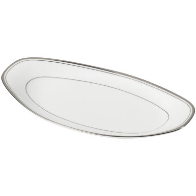 Mikasa® Gothic Platinum Bone China Butter Tray