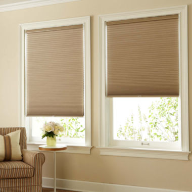 jcpenney.com | JCPenney Home™ Mirage Blackout Cordless Cellular Shade - FREE SWATCH
