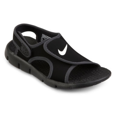 jcpenney.com | Nike® Sunray Adjustable Boys Sandals - Little Kids