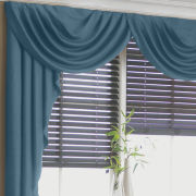 jcp home™ Supreme Antique Satin Swag Valance
